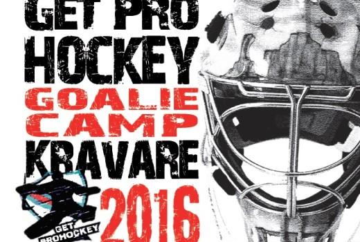 Goalie Camp Kravare 2016