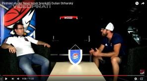 Rozhovor Dusan Strharsky Pirati Chomutov