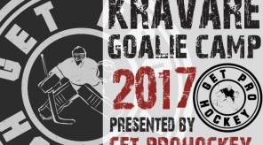 Goalie Camp Kravare 2017