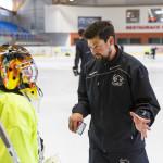 Anton Lukin - goalie coach