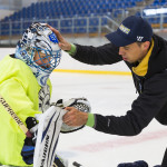 Dominik Guriš - goalie coach