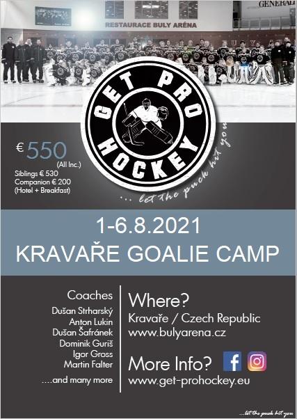 Goalie camp Kravare AUGUST 2021