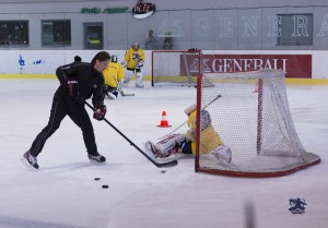 Goalie Camp Kravare 2016 Red Image00044